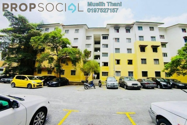 For Sale Apartment at Sri Meranti, Bandar Sri Damansara Freehold Unfurnished 3R/2B 160k
