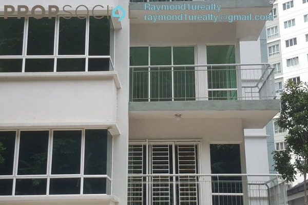 For Sale Condominium at Metropolitan Square, Damansara Perdana Freehold Unfurnished 3R/2B 650k