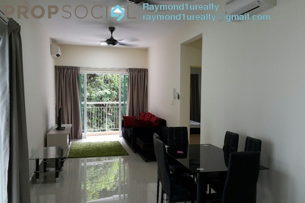 For Sale Condominium at Metropolitan Square, Damansara Perdana Freehold Fully Furnished 3R/2B 585k