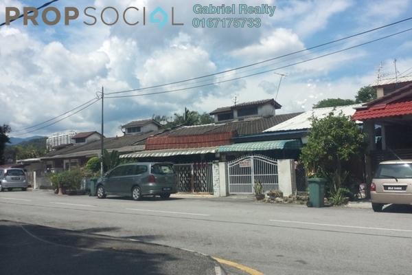 For Rent Terrace at Taman Bunga Raya, Setapak Freehold Semi Furnished 5R/2B 1.5k