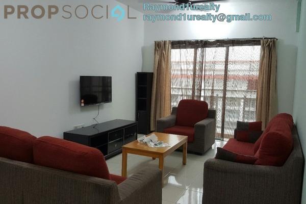 For Sale Condominium at Metropolitan Square, Damansara Perdana Leasehold Fully Furnished 3R/2B 530k