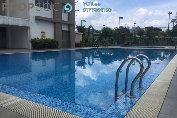 For Sale Condominium at Sri Ampang, Ampang Freehold Fully Furnished 3R/2B 650k