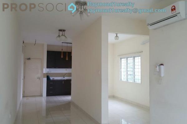 For Sale Serviced Residence at Metropolitan Square, Damansara Perdana Freehold Semi Furnished 1R/1B 430k