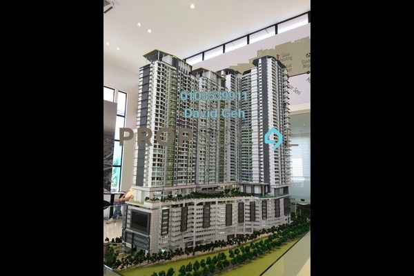 For Sale Serviced Residence at Lavile, Kuala Lumpur Freehold Semi Furnished 2R/2B 693k