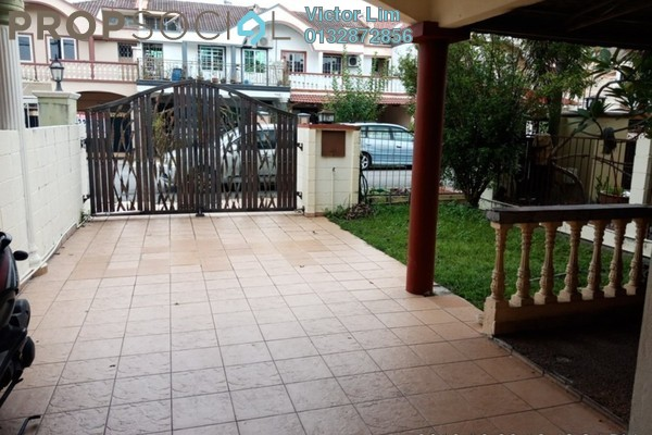 For Sale Link at PJS 9, Bandar Sunway Freehold Semi Furnished 4R/3B 885k