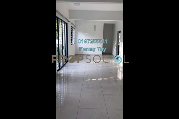 For Rent Terrace at Taman Sri Segambut, Segambut Freehold Semi Furnished 5R/6B 3.8k