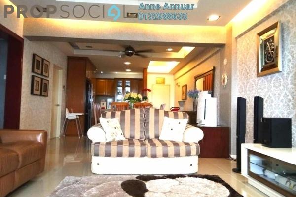 For Sale Condominium at Suri Puteri, Shah Alam Freehold Semi Furnished 3R/2B 470k
