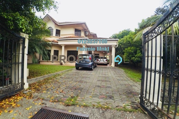 For Sale Semi-Detached at Section 8, Kota Damansara Leasehold Semi Furnished 6R/3B 1.5m