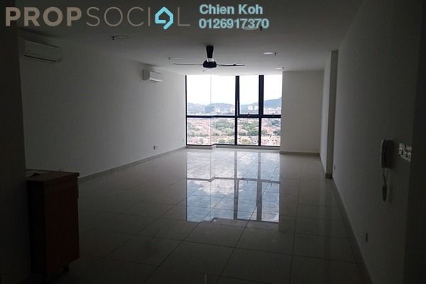 For Rent SoHo/Studio at Atria, Damansara Jaya Freehold Semi Furnished 1R/1B 1.7k