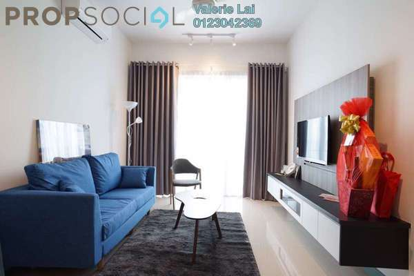 For Rent Condominium at Southbank Residence, Old Klang Road Freehold Fully Furnished 3R/2B 2.6k