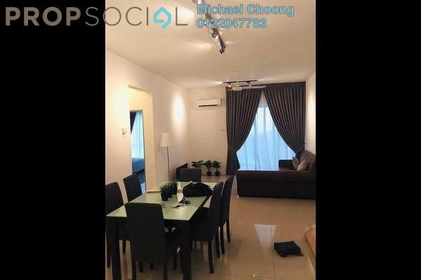 For Rent Condominium at Silk Residence, Bandar Tun Hussein Onn Freehold Fully Furnished 3R/2B 1.7k