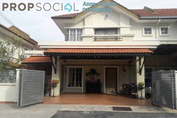 For Sale Semi-Detached at Seksyen 6, Bandar Bukit Mahkota Freehold Semi Furnished 4R/3B 530k