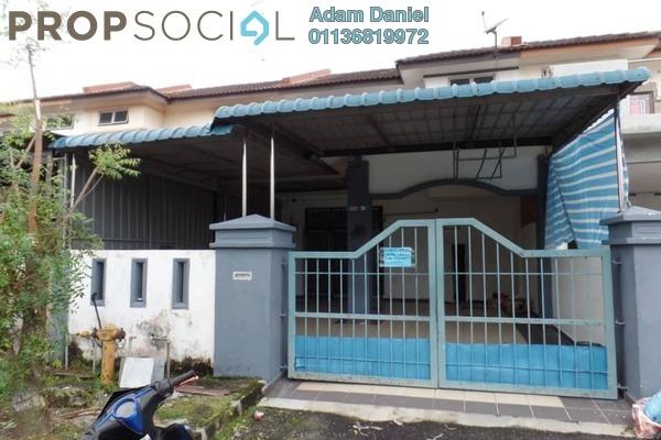 For Sale Terrace at Taman Putri Kulai, Kulai Freehold Unfurnished 4R/3B 365k