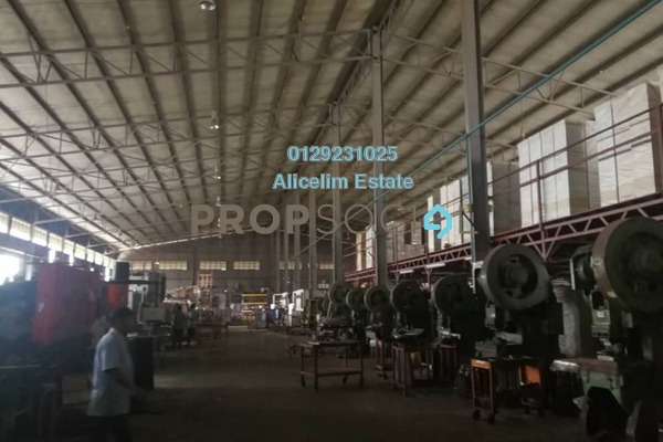For Rent Factory at Rawang Integrated Industrial Park, Rawang Freehold Semi Furnished 0R/6B 80k