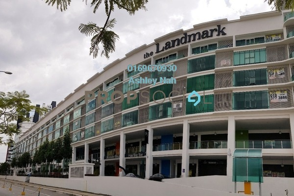 For Rent Office at The Landmark, Klang Freehold Unfurnished 0R/2B 3.1k