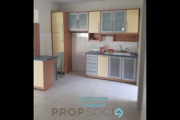 For Sale Apartment at Aman Satu, Kepong Freehold Semi Furnished 3R/2B 278k