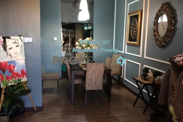 For Sale Condominium at Armanee Condominium, Damansara Damai Leasehold Fully Furnished 3R/3B 850k