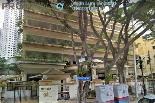 For Sale Condominium at Mutiara Villa, Bukit Ceylon Freehold Semi Furnished 2R/2B 630k
