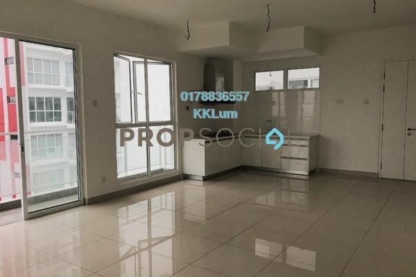 For Sale Condominium at Duet Residence, Bandar Kinrara Freehold Unfurnished 3R/2B 660k
