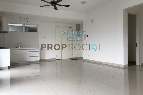 For Sale Condominium at Duet Residence, Bandar Kinrara Freehold Semi Furnished 3R/2B 642k
