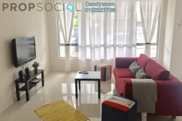 For Sale Terrace at Fairfield Residences @ Tropicana Heights, Kajang Freehold Fully Furnished 4R/3B 920k