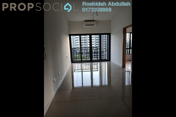 For Sale Serviced Residence at Suria Residence, Bukit Jelutong Freehold Unfurnished 2R/1B 547k