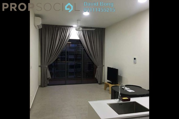 For Rent Condominium at The Petalz, Old Klang Road Freehold Semi Furnished 3R/2B 2k