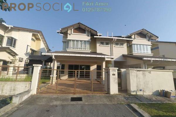 For Sale Terrace at Bandar Sri Putra, Bandar Seri Putra Freehold Unfurnished 4R/5B 960k