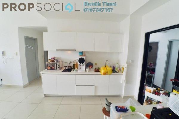 For Sale Serviced Residence at Glomac Centro V, Bandar Utama Freehold Semi Furnished 4R/3B 980k