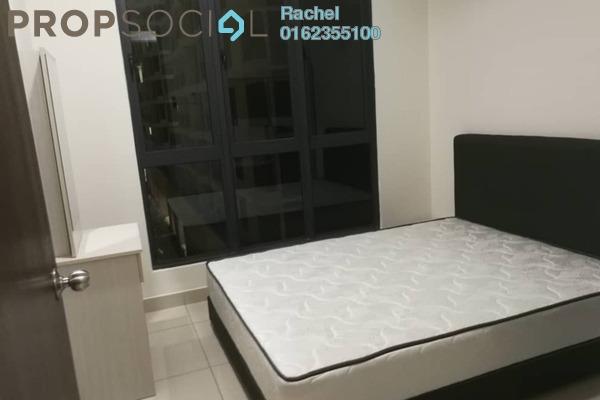 For Rent Condominium at KL Traders Square, Kuala Lumpur Freehold Semi Furnished 3R/2B 1.8k