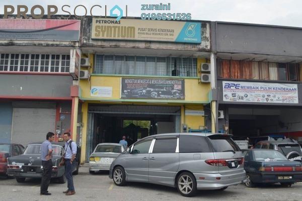 For Sale Factory at Saujana Indah Industrial Park, Saujana Freehold Unfurnished 0R/0B 800k