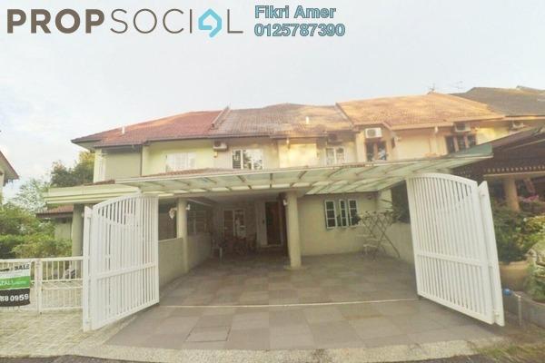 For Sale Superlink at Bangi Golf Resort, Bandar Baru Bangi Leasehold Semi Furnished 5R/3B 850k