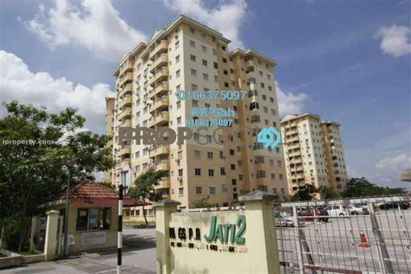 For Sale Apartment at USJ 1, UEP Subang Jaya Freehold Semi Furnished 3R/2B 368k