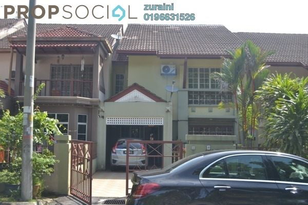 For Sale Terrace at Damai Budi, Alam Damai Freehold Semi Furnished 4R/3B 800k