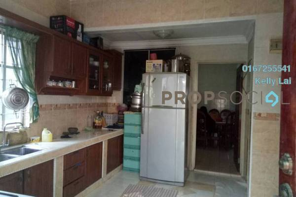 For Sale Terrace at SD10, Bandar Sri Damansara Freehold Semi Furnished 4R/3B 1.05m