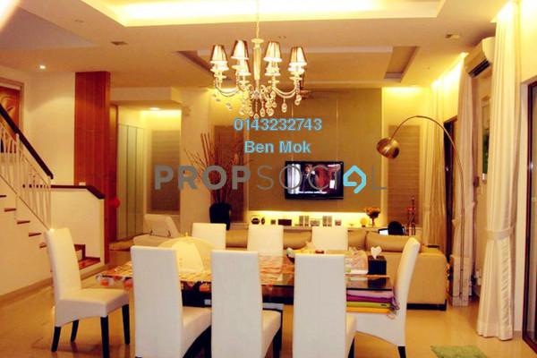 For Sale Terrace at Sunway SPK Damansara, Kepong Freehold Semi Furnished 5R/4B 2.05m