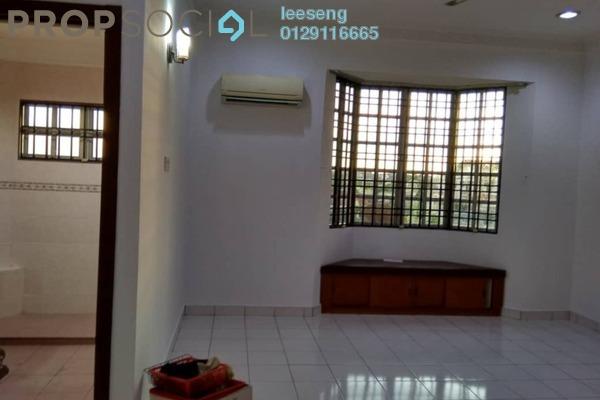 For Sale Terrace at Kawasan 13, Port Klang Leasehold Semi Furnished 4R/3B 695k