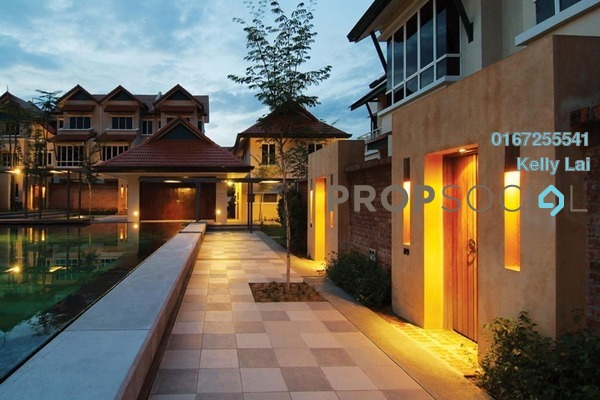 For Rent Terrace at Adora, Desa ParkCity Freehold Fully Furnished 3R/2B 4k