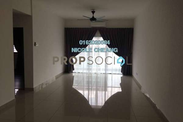 For Rent Condominium at J.dupion, Cheras Freehold Semi Furnished 3R/2B 2k