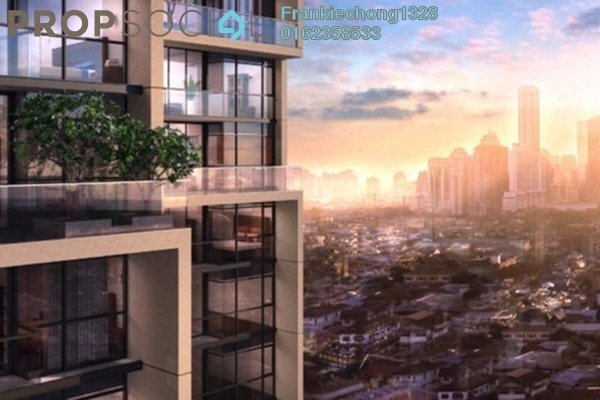 For Sale Condominium at Duta Park Residences, Jalan Ipoh Freehold Unfurnished 2R/2B 450k