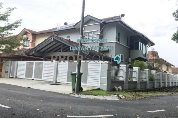 For Sale Semi-Detached at Prima Saujana, Kajang Freehold Semi Furnished 5R/5B 1.1m