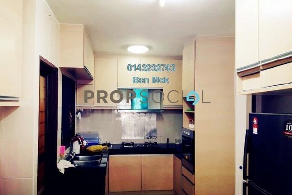 For Sale Condominium at Sri Intan 2, Jalan Ipoh Freehold Semi Furnished 3R/2B 460k