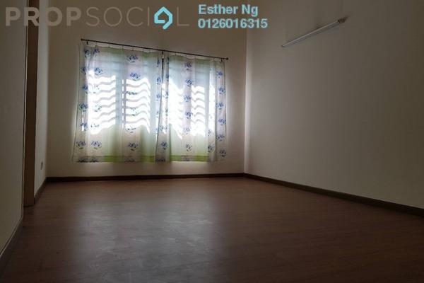 For Sale Superlink at The Park Link Villas, Cahaya SPK Freehold Semi Furnished 5R/4B 700k