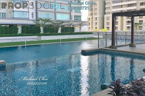 For Rent Condominium at Birch The Regency, Georgetown Freehold Fully Furnished 2R/2B 1.8k