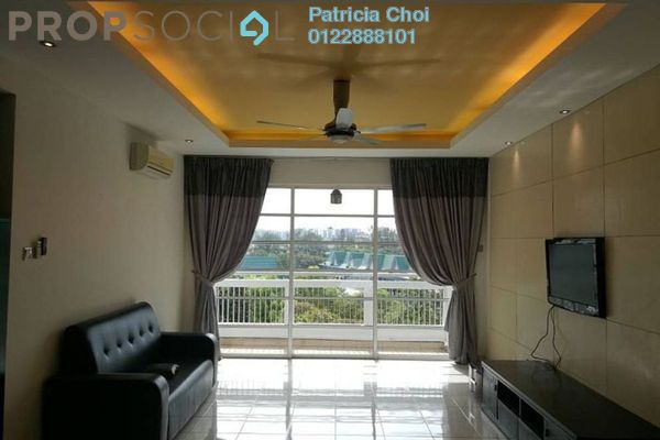 For Sale Condominium at Sterling, Kelana Jaya Freehold Semi Furnished 4R/3B 880k