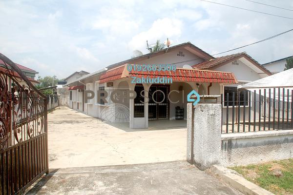 For Sale Bungalow at Taman Malawati, Kuala Selangor Leasehold Semi Furnished 6R/2B 480k