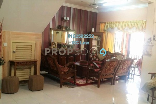 For Sale Terrace at Section 7, Shah Alam Freehold Semi Furnished 4R/3B 630k