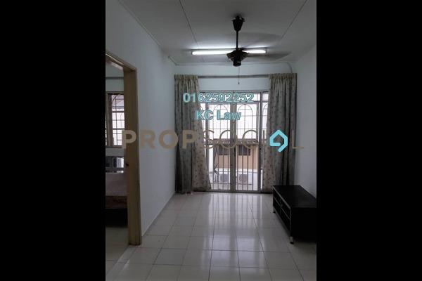For Rent Apartment at Vista Apartment, Damansara Damai Freehold Semi Furnished 3R/2B 800translationmissing:en.pricing.unit