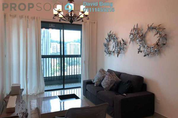 For Rent Condominium at CitiZen, Old Klang Road Freehold Fully Furnished 2R/2B 2.3k