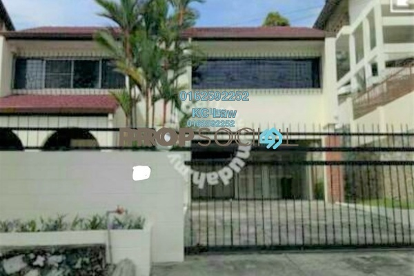 For Rent Bungalow at Lucky Garden, Bangsar Freehold Unfurnished 5R/4B 6.8k
